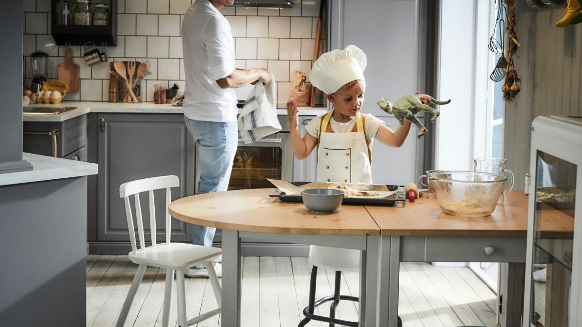 10 idee brillanti per divertirsi rimanendo in casa - IKEA