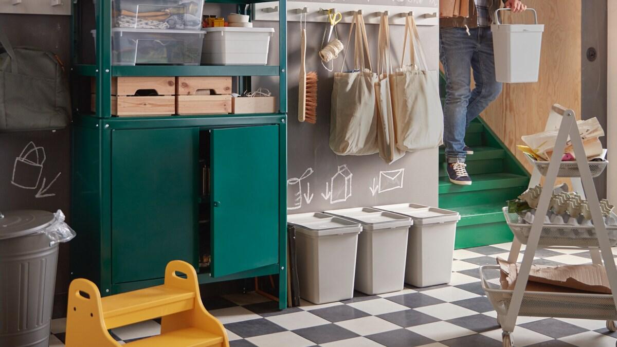 10 idee brillanti per sconfiggere il caos di casa tua - IKEA