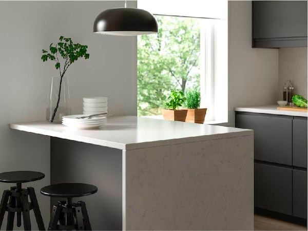 10% off* KASKER quartz kitchen countertops. Valid in store only