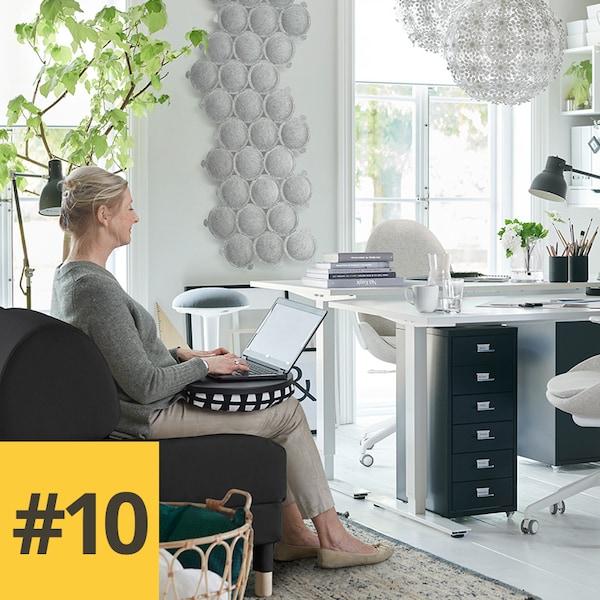 10 Tipps für das Arbeiten im Pyjama von zu Hause aus  #10 - IKEA