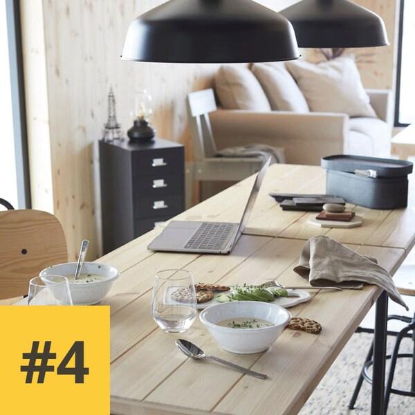 10 Tipps für das Arbeiten im Pyjama von zu Hause aus  #4 - IKEA