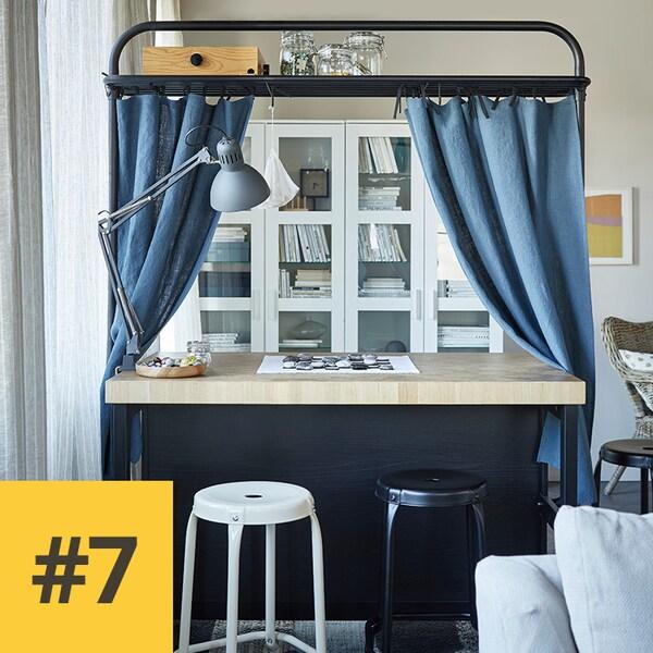 10 Tipps für das Arbeiten im Pyjama von zu Hause aus  #7 - IKEA
