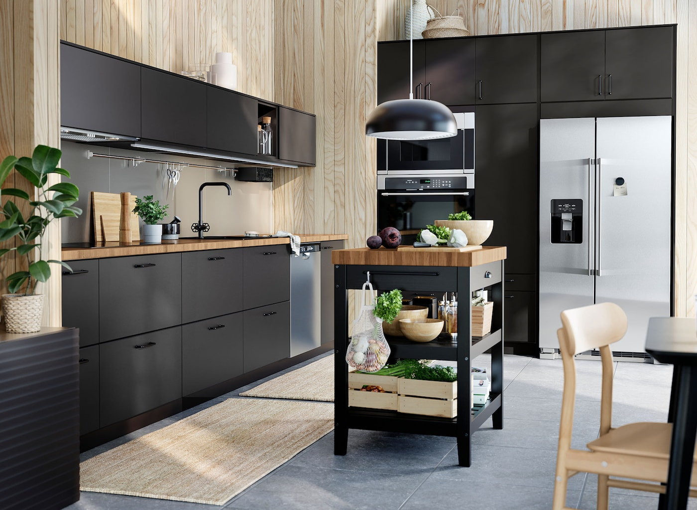 Linking to the Configurable kitchen room planner