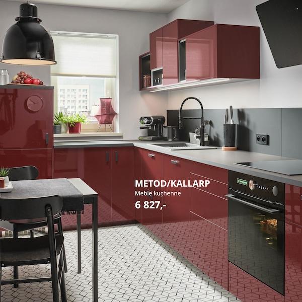 100zł rabatu na kolejne zakupy za każdy 1000zł wydany na kuchnie i AGD. Oferta dkla Klubowiczów IKEA Family, ważna do 20.12.2020 r.