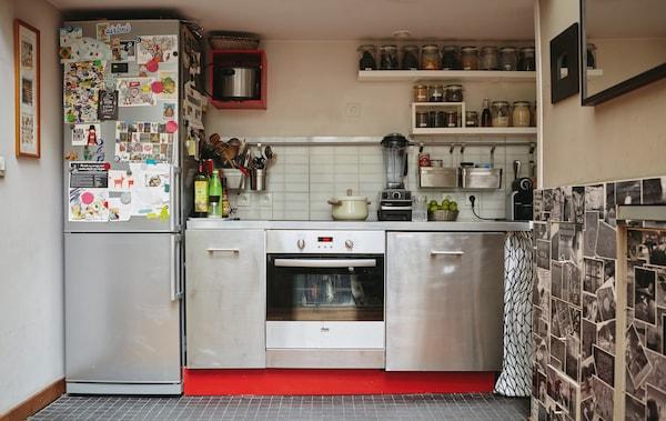 A Chef S Small Kitchen Tips Ideas Ikea