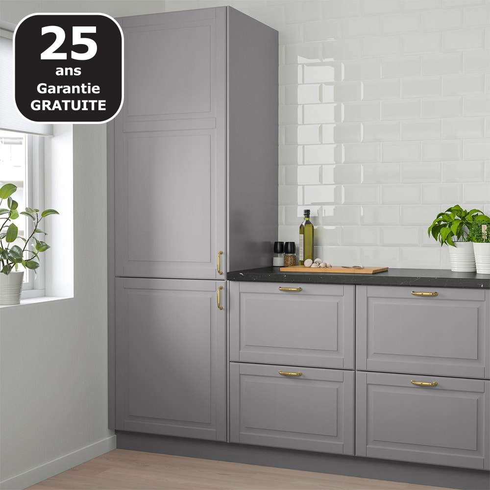Cuisine Personnalisable BODBYN Gris IKEA