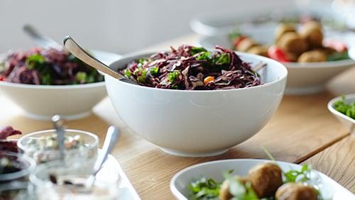 IKEA bowls serveware tableware dinnerware