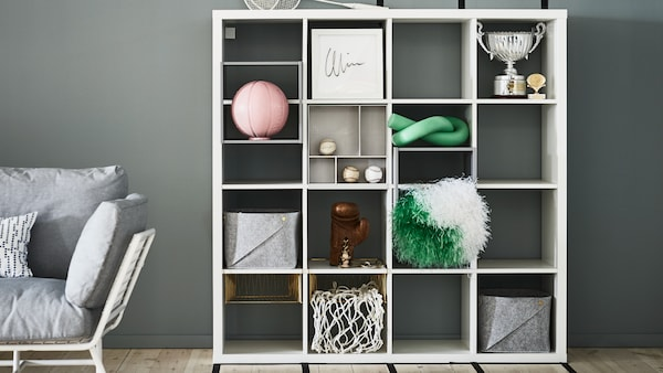 Organise your shelf