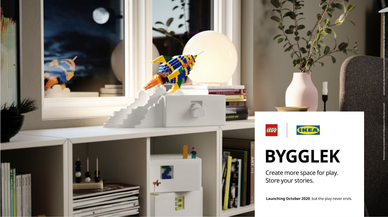 Augustus 2020 - BYGGLEK collectie