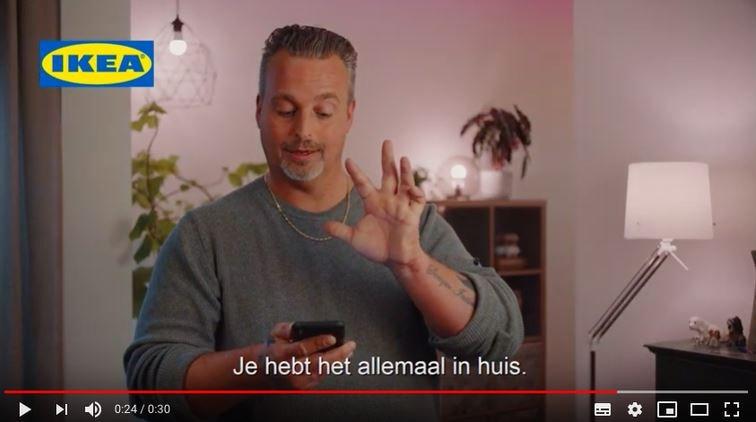14-11-2019: IKEA Nederland lanceert nieuwe merkpositionering