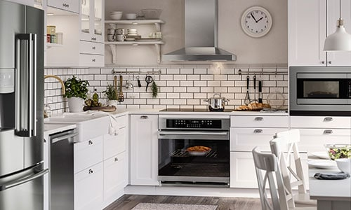 15 % de réduction* sur certains électroménagers de cuisine.