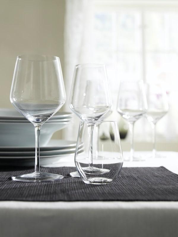 -15% na wszystkie szklanki i kieliszki