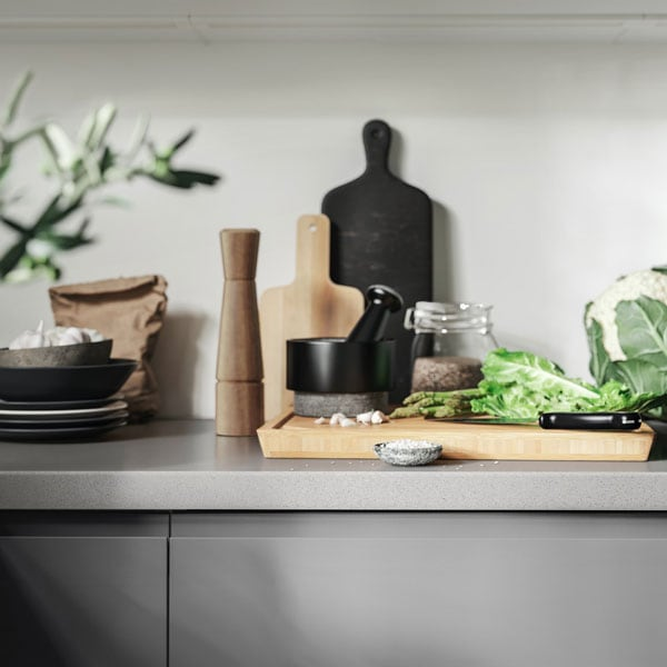 15% off* KASKER quartz kitchen countertops. Valid in store only.