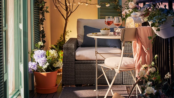 15% on outdoor furniture