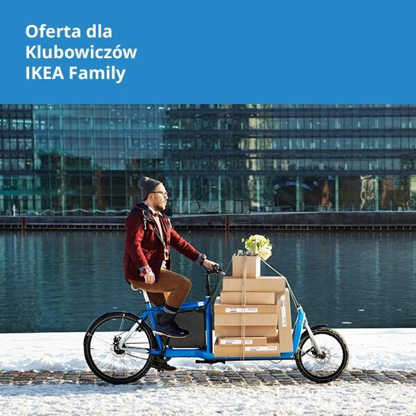 -15% w każdą środę na cały asortyment w Dziale Circular Hub. Oferta dla Klubowiczów IKEA Family