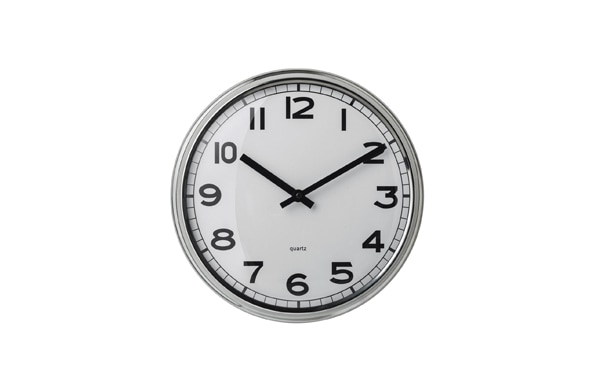 IKEA for Business clock
