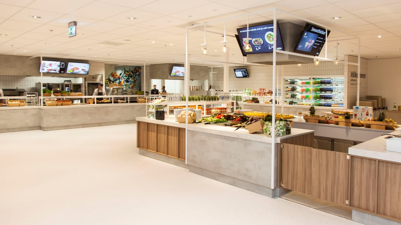 16-10-2019: IKEA Amsterdam opent compleet vernieuwd restaurant