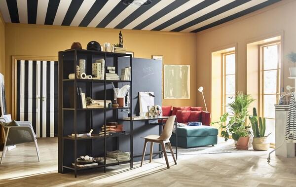 Wohnzimmer-Inspiration: Wohnen wie ein Stylist - IKEA ...