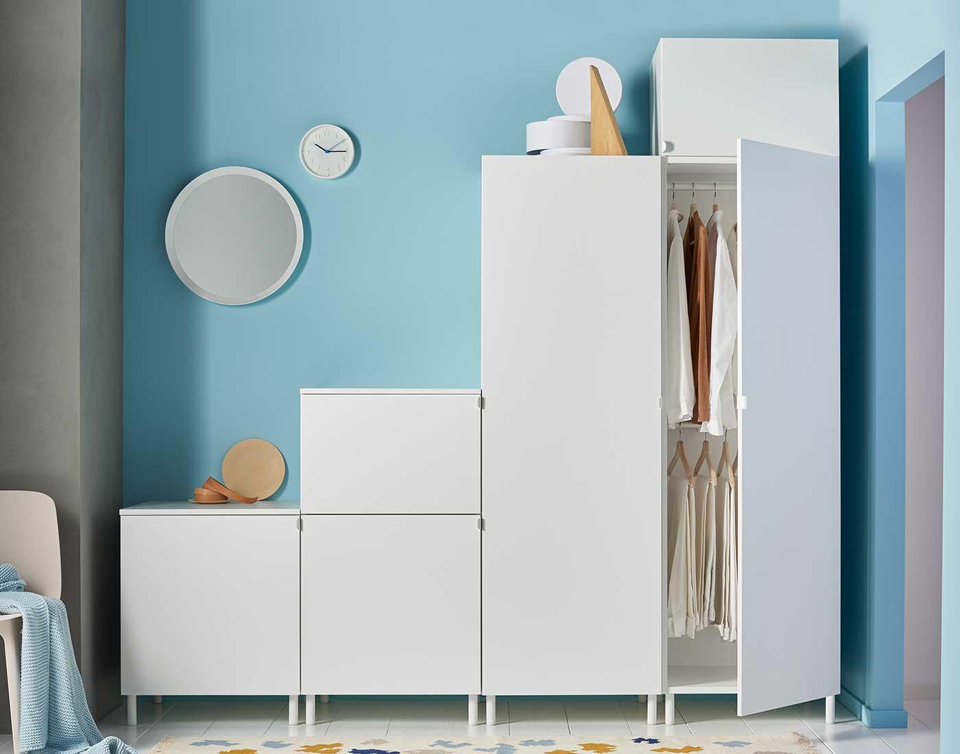 Serier Til Entre Fleksible Losninger I Flere Design Ikea