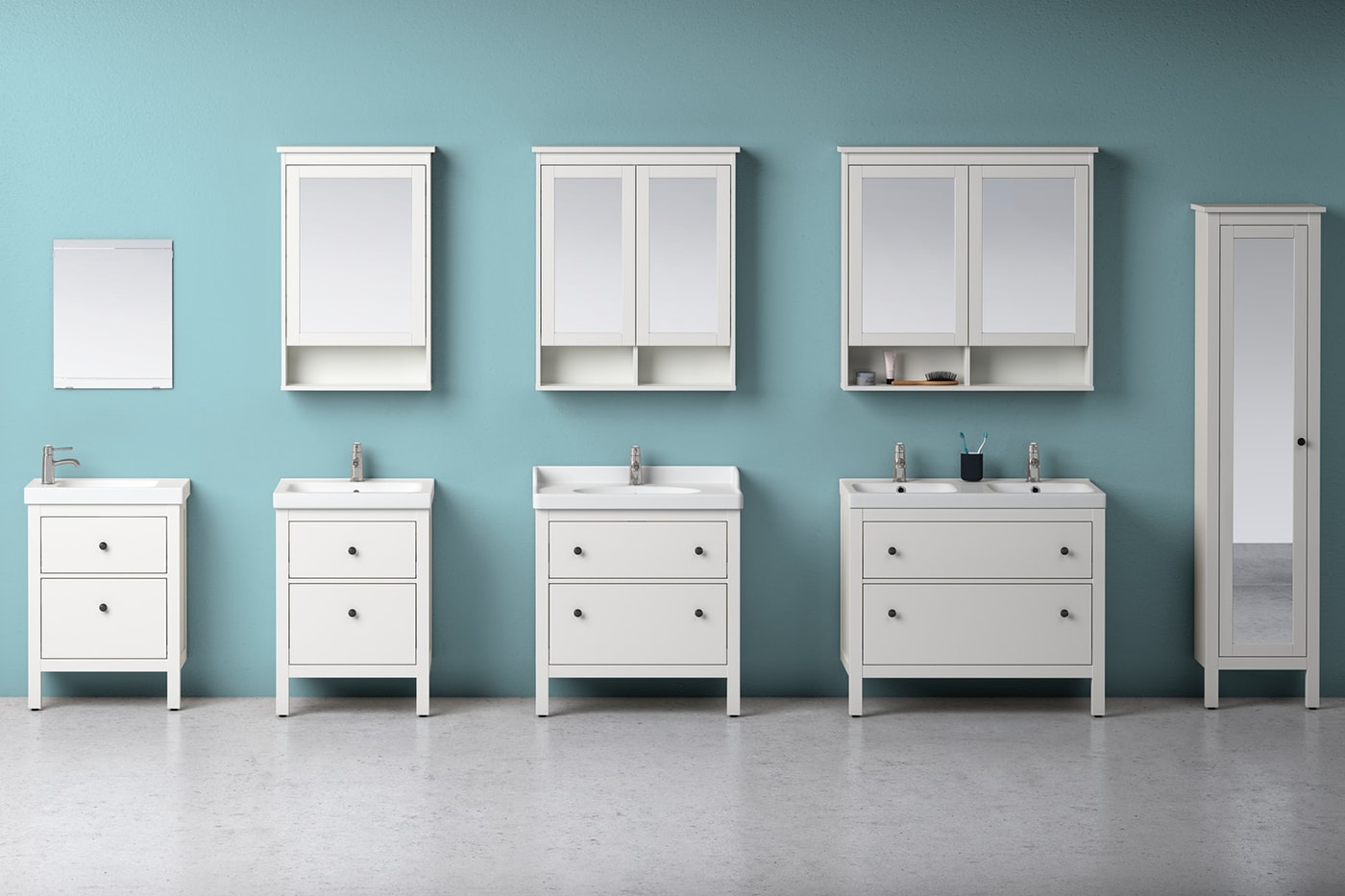 Hemnes Badezimmerserie Ikea Deutschland