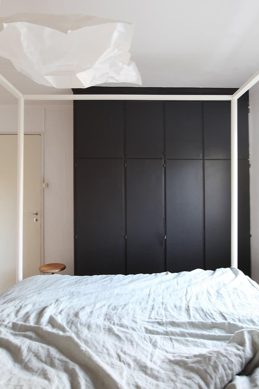 Ikea garderobeinnredning