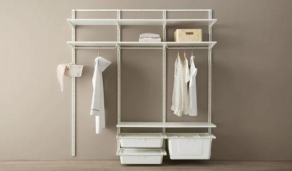 Sistema componibile ALGOT - IKEA