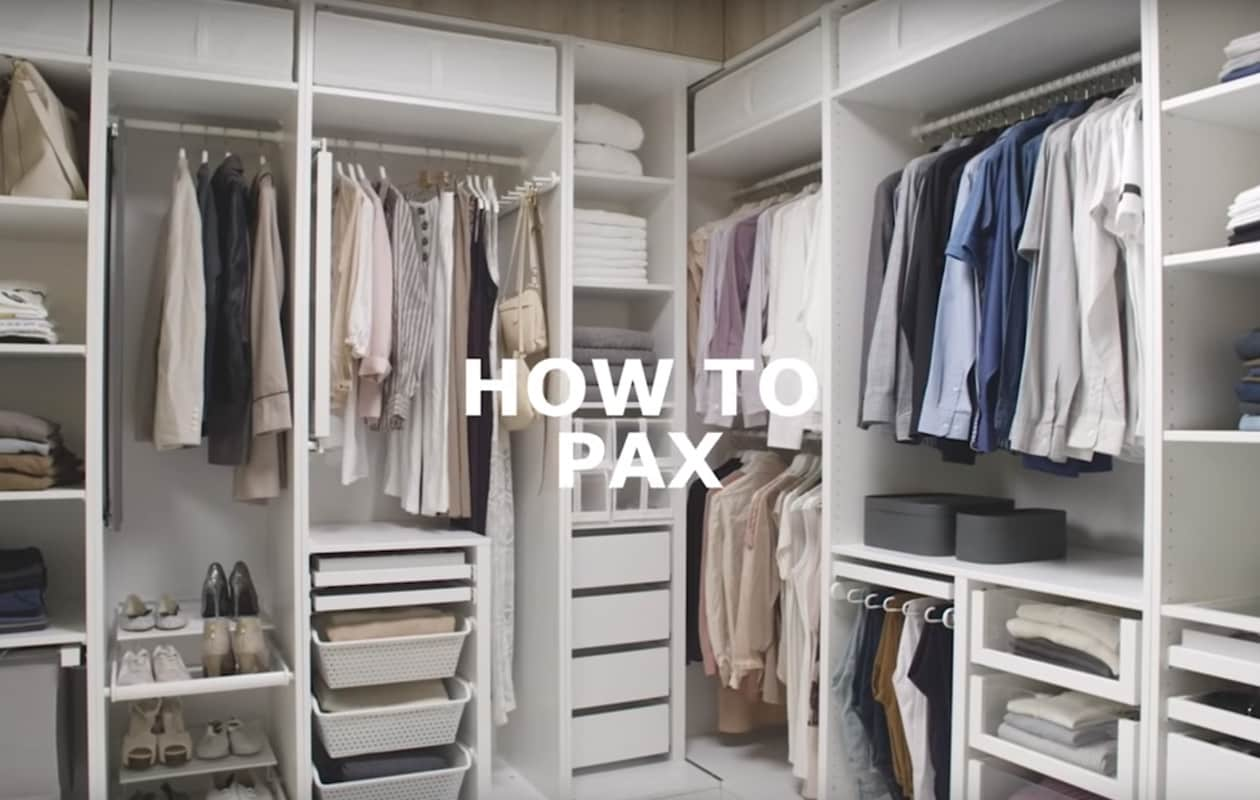 IKEA how to PAX