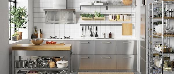 Küchenmöbel & Elektrogeräte - IKEA Österreich