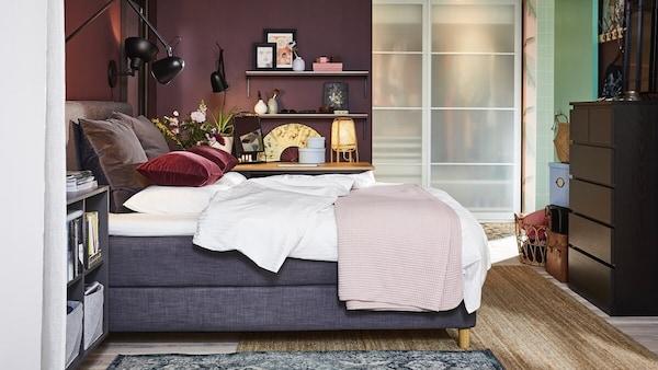 جاليري تصميم غرفة النوم ايكيا مصر ايكيا