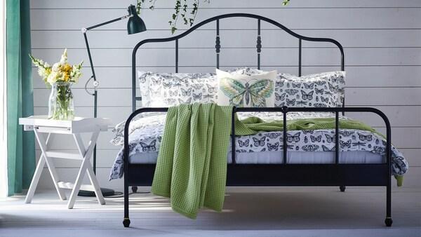 วันใหม่ที่ดีเริ่มต้นที่คุณภาพการนอนด้วยเครื่องนอนแสนสบายหลากหลายชนิดจากอิเกีย
