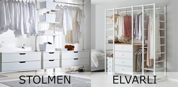 Stolmen Wurde Zu Elvarli Aufbewahrungssysteme Ikea Deutschland