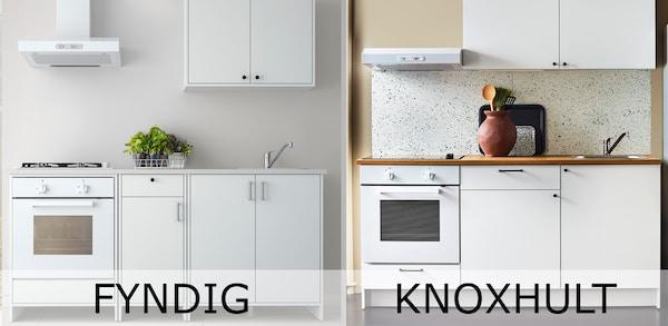 FYNDIG wurde zu KNOXHULT: Qualitätsküchen - IKEA