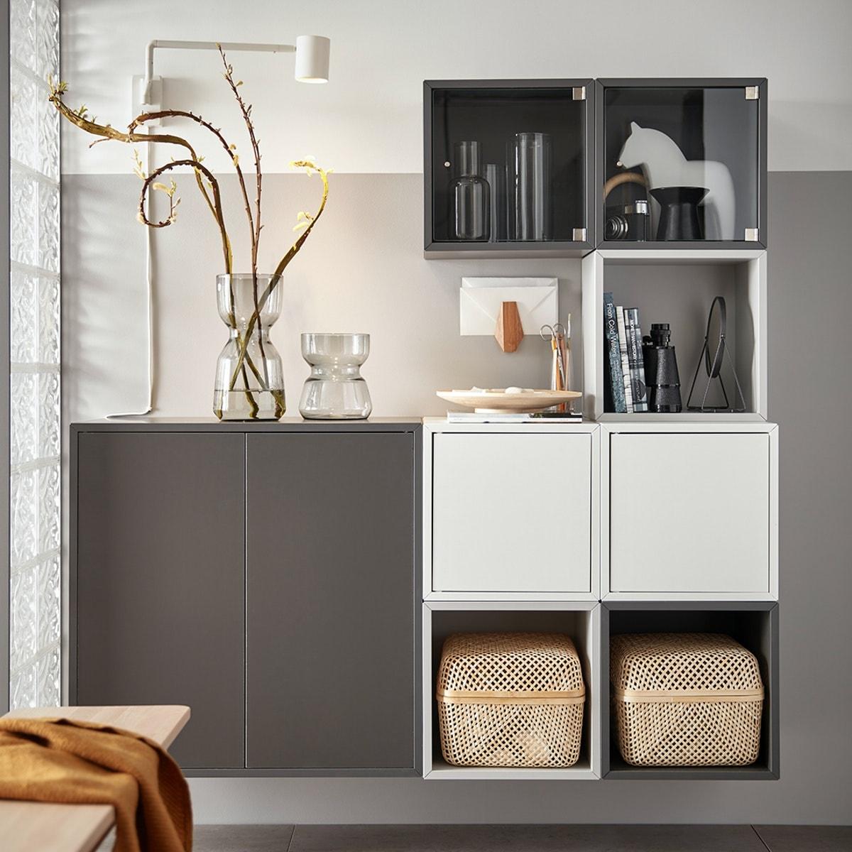 EKET Fuß, justierbar Metall IKEA Österreich