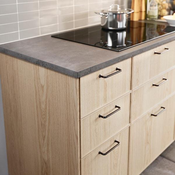 Cucina componibile EKESTAD rovere - IKEA