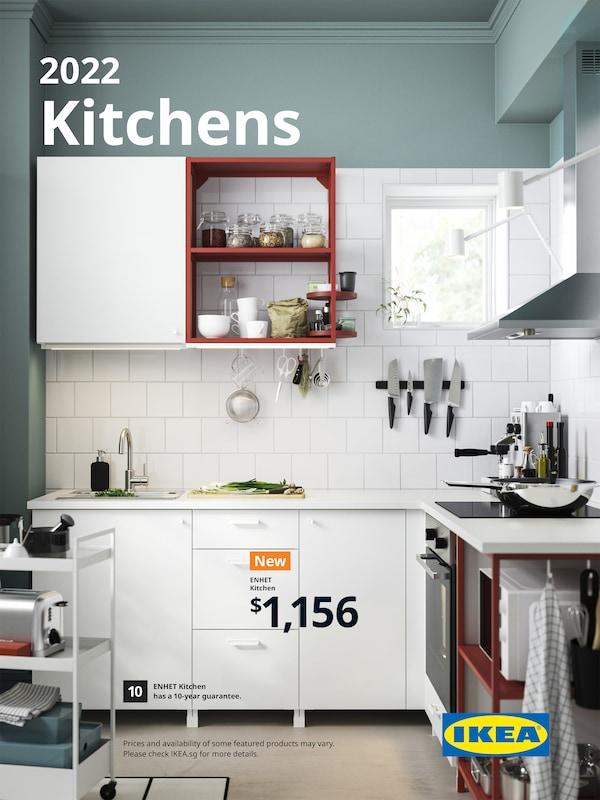 2022 IKEA Kitchens