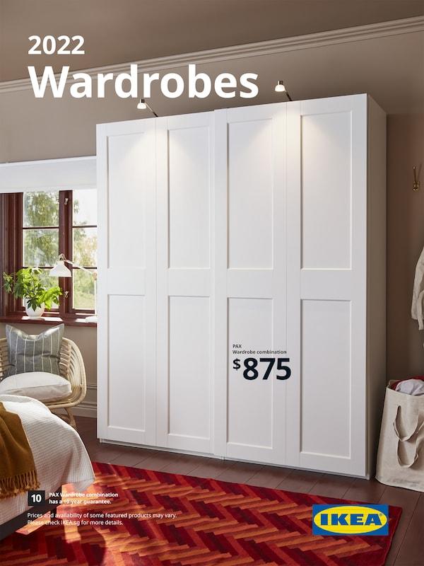 2022 IKEA Wardrobes