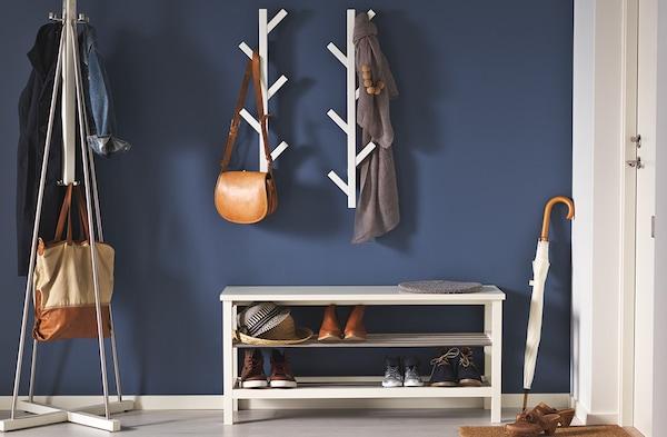 Armadio Guardaroba Ingresso Ikea.Arredamento Per L Ingresso Di Casa Ikea