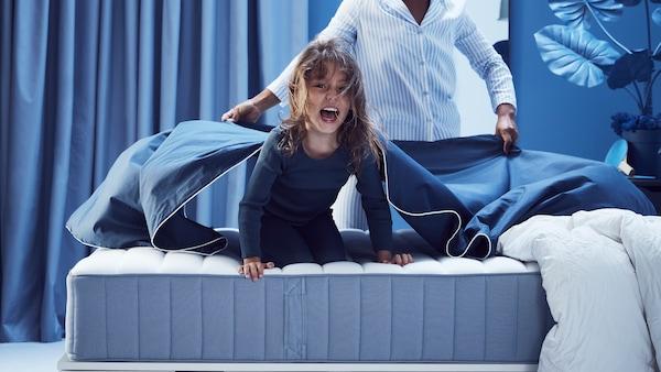 Informacije o pravilu povrata u roku od 90 dana za IKEA madrace.