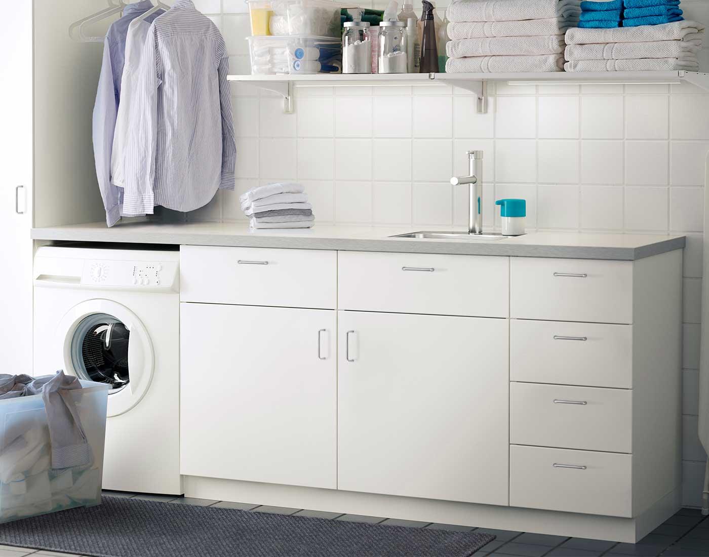 Praktiske Serier Til Dit Bryggers Se Mulighederne Ikea