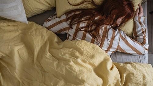 IKEA bed linen