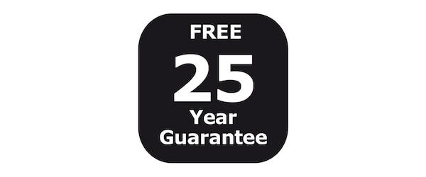 25 year mattress guarantee