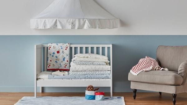 سرير اطفال من ايكيا from www.ikea.com