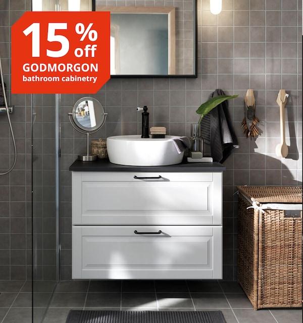IKEA GODMORGON sale