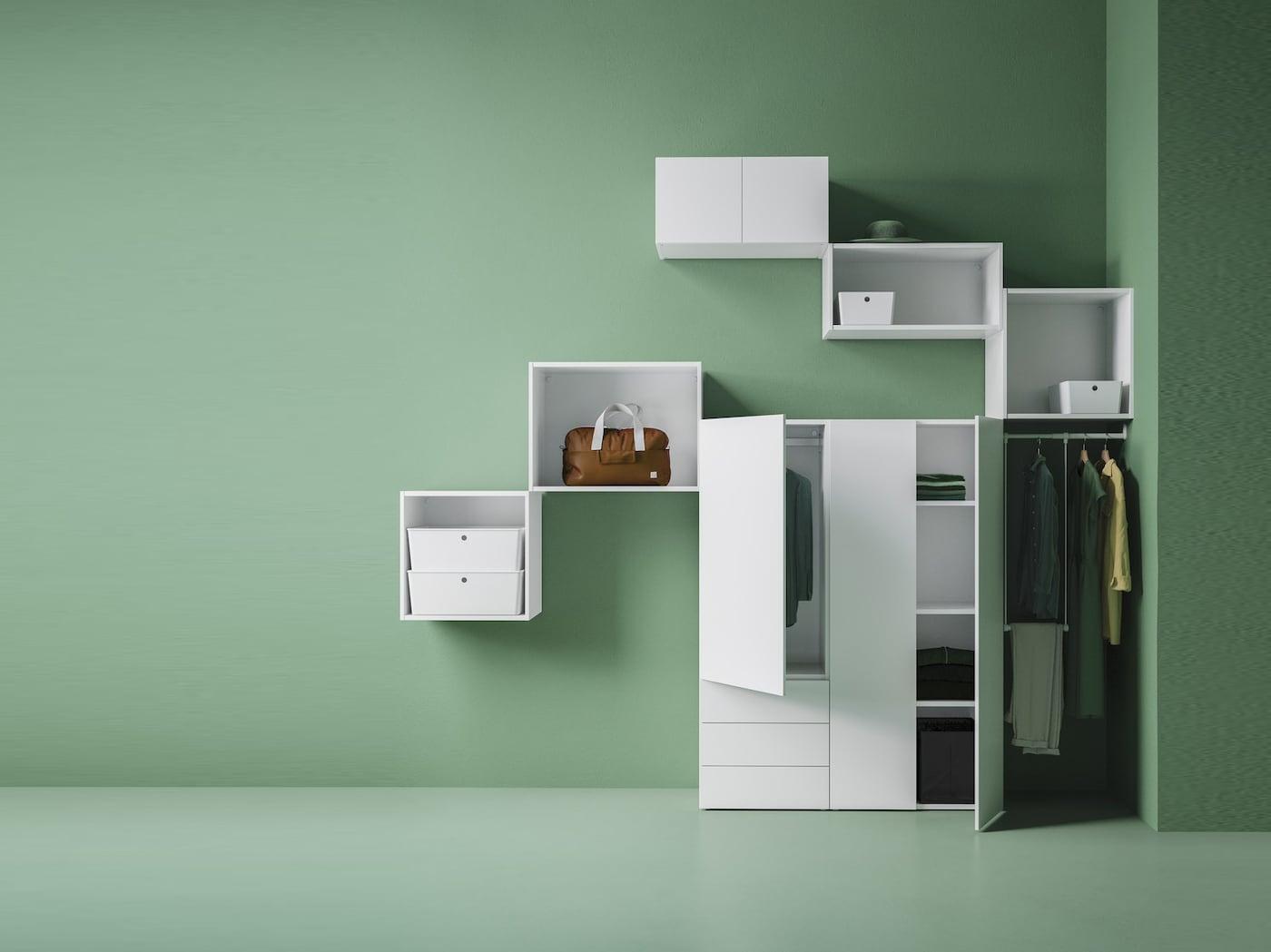 PLATSA modular storage system
