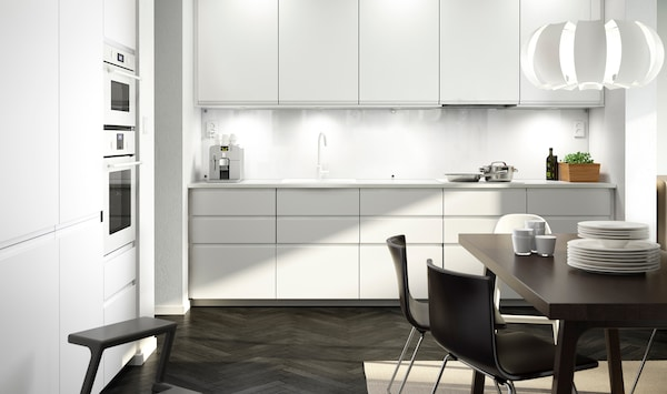 Gute Organisation in der Küche - IKEA