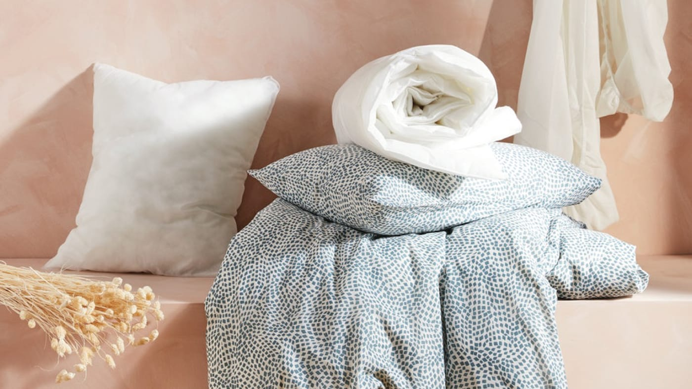 У вас есть дома ненужный текстиль? Принесите его в ИКЕА!
