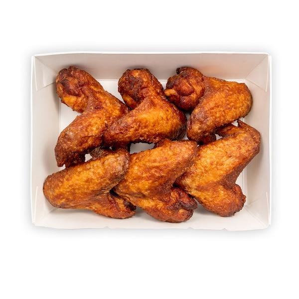 2pcs Chicken wings