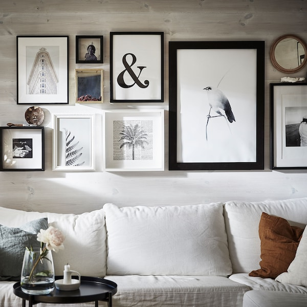 3 ways to decorate with photos.