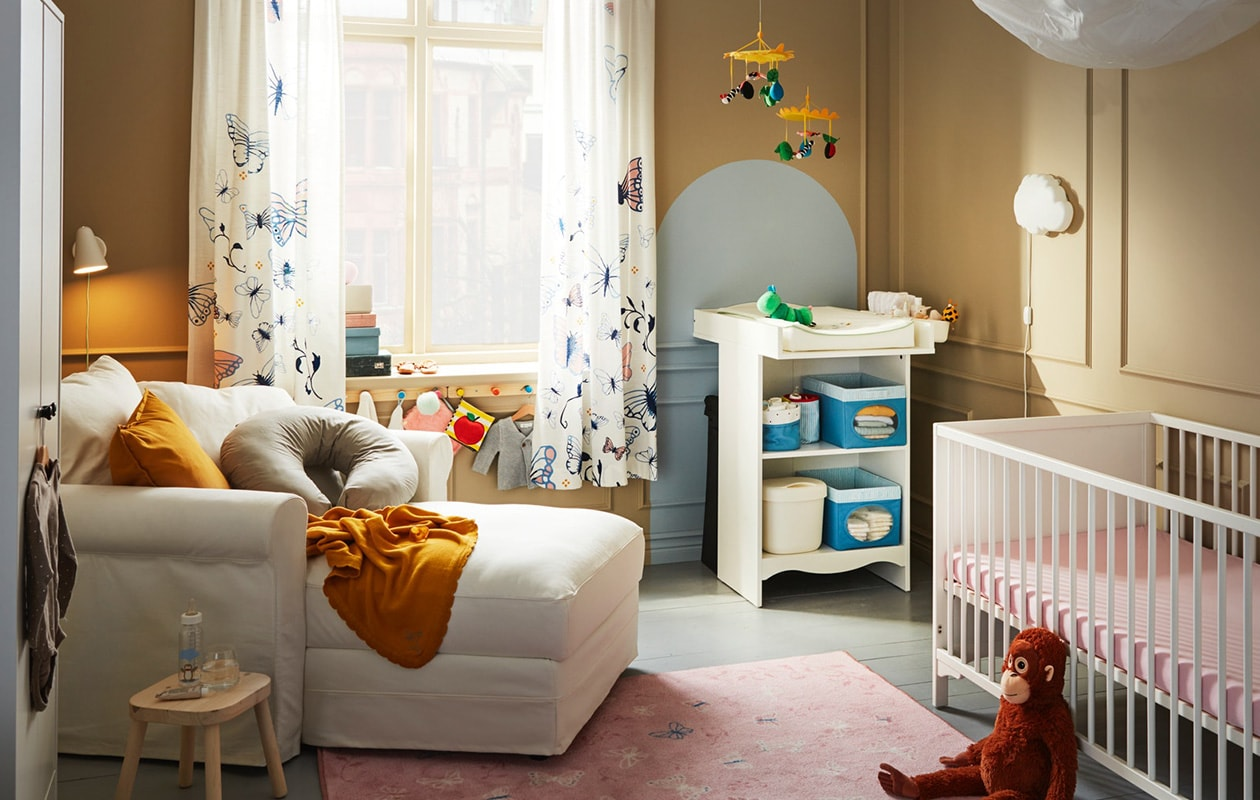 baby room inspiration ikea