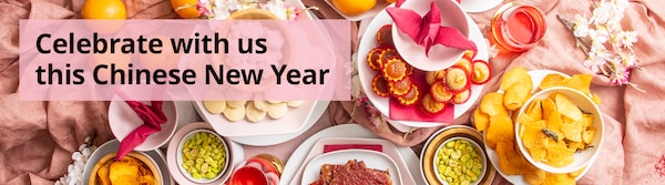 Celebrate with us this Chinese New Year